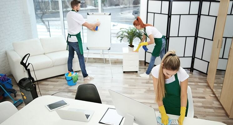 Janitorial Service Dallas TX